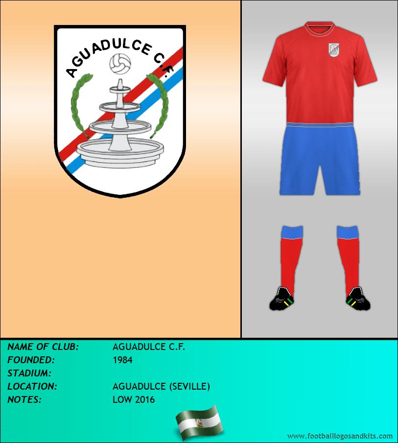 Logo of AGUADULCE C.F.