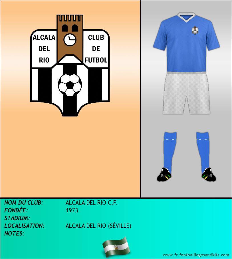 Logo de ALCALA DEL RIO C.F.