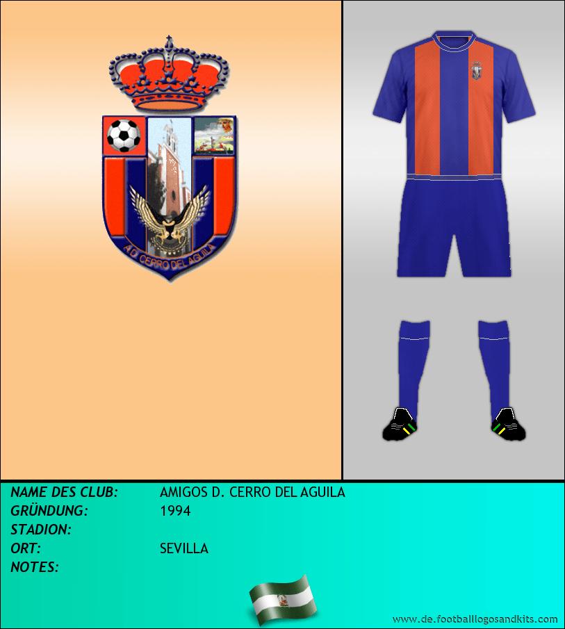 Logo AMIGOS D. CERRO DEL AGUILA