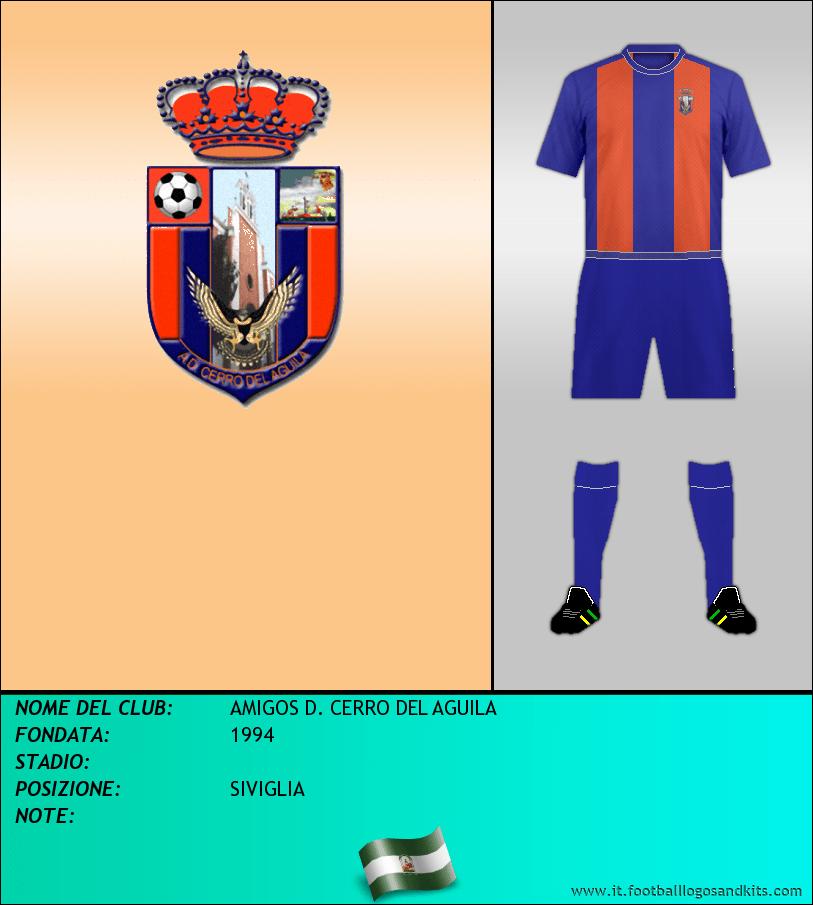 Logo di AMIGOS D. CERRO DEL AGUILA
