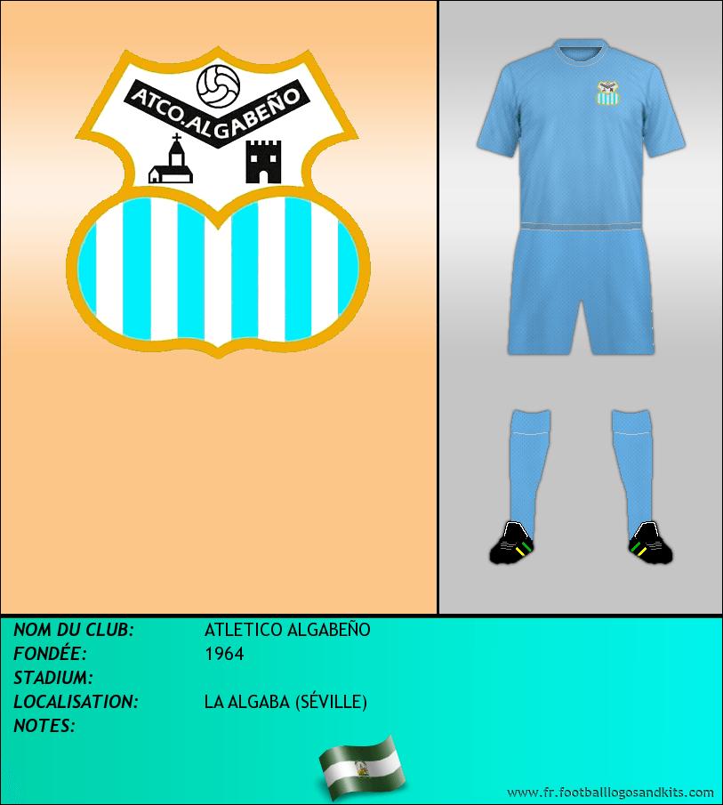 Logo de ATLETICO ALGABEÑO