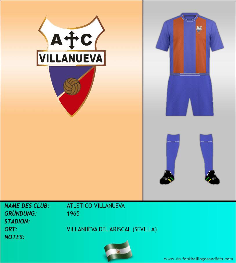 Logo ATLETICO VILLANUEVA