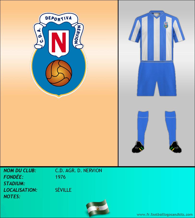 Logo de C.D. AGR. D. NERVION