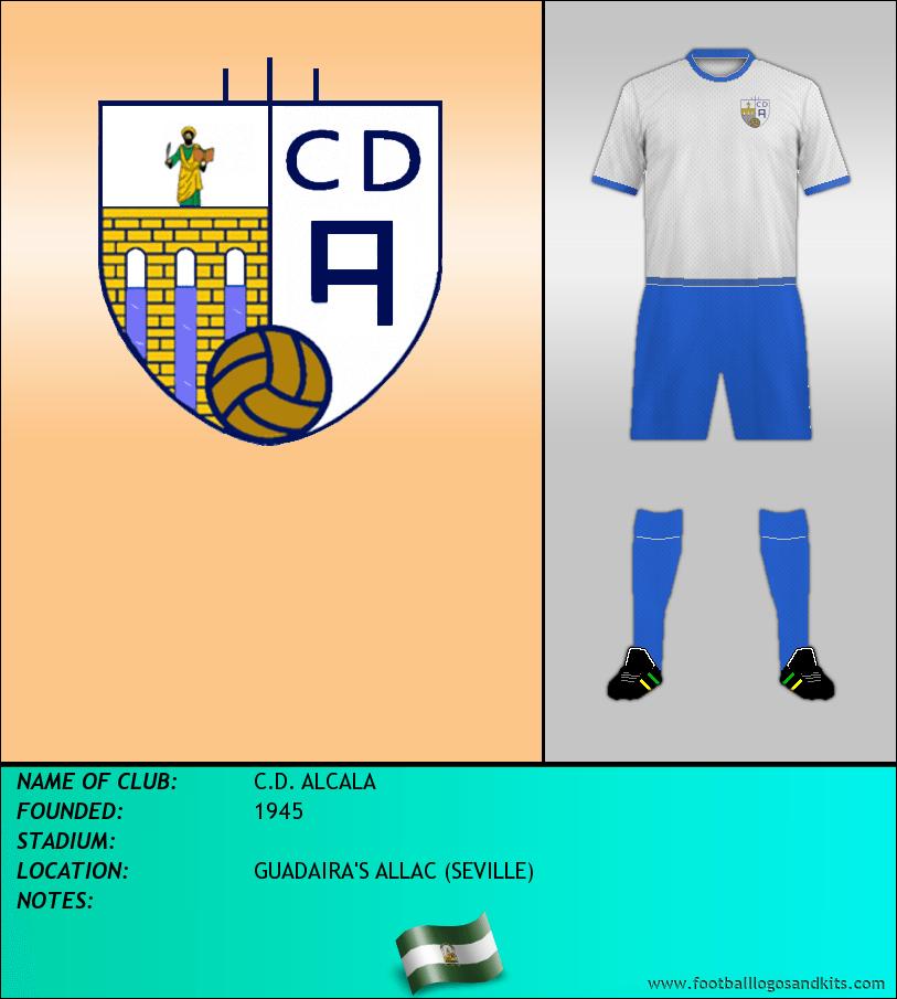 Logo of C.D. ALCALA