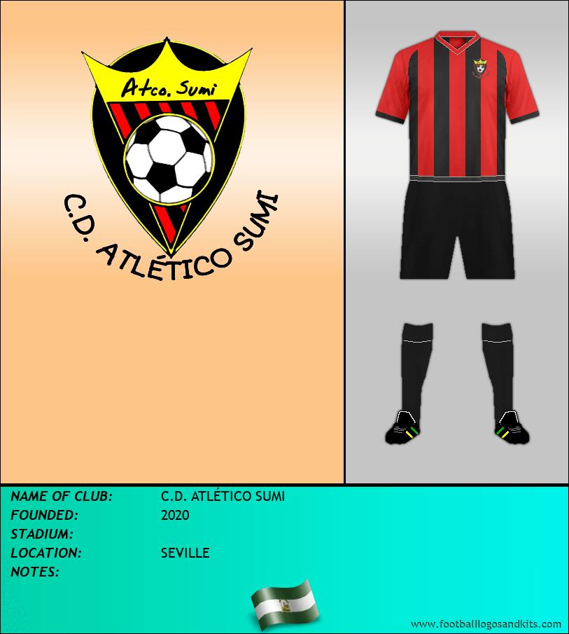 Logo of C.D. ATLÉTICO SUMI