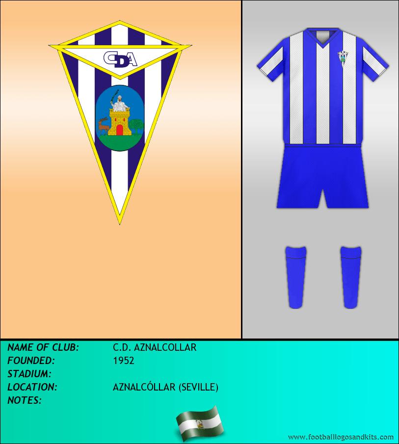 Logo of C.D. AZNALCOLLAR
