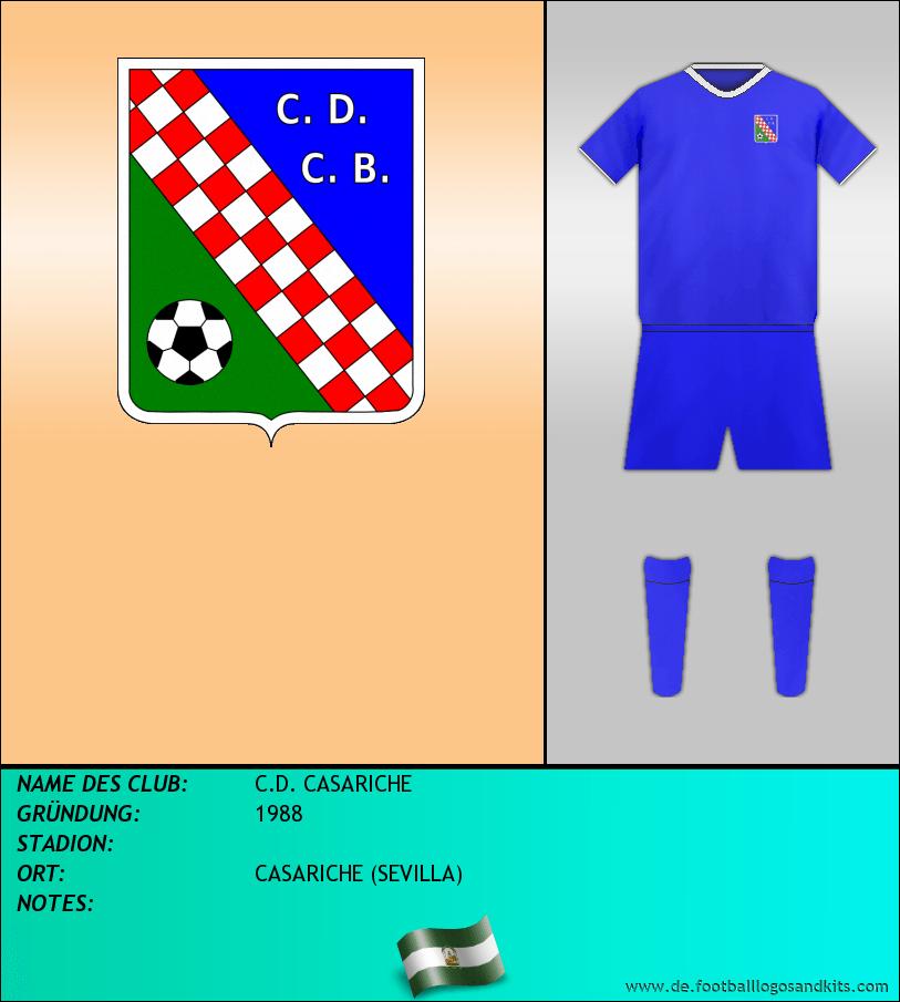 Logo C.D. CASARICHE