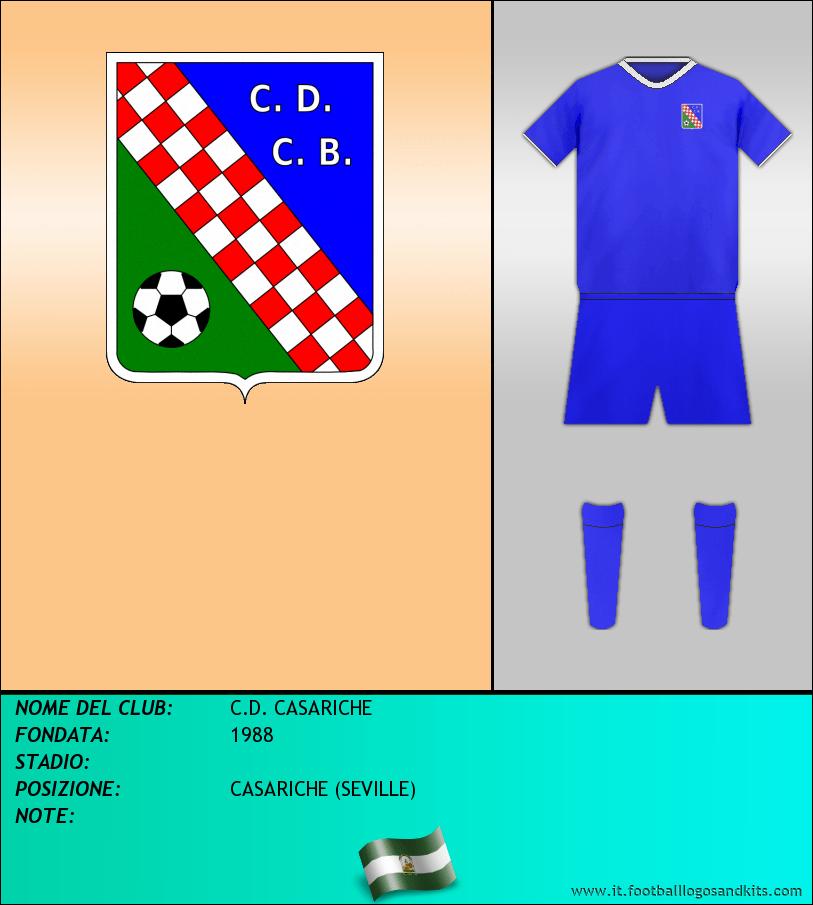 Logo di C.D. CASARICHE