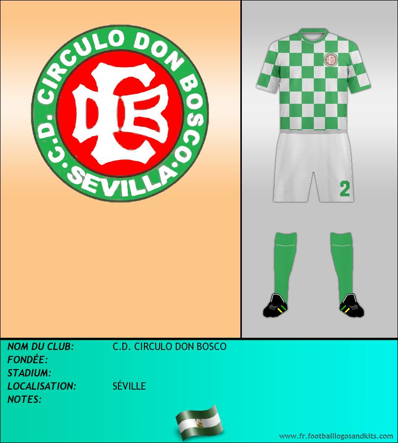 Logo de C.D. CIRCULO DON BOSCO