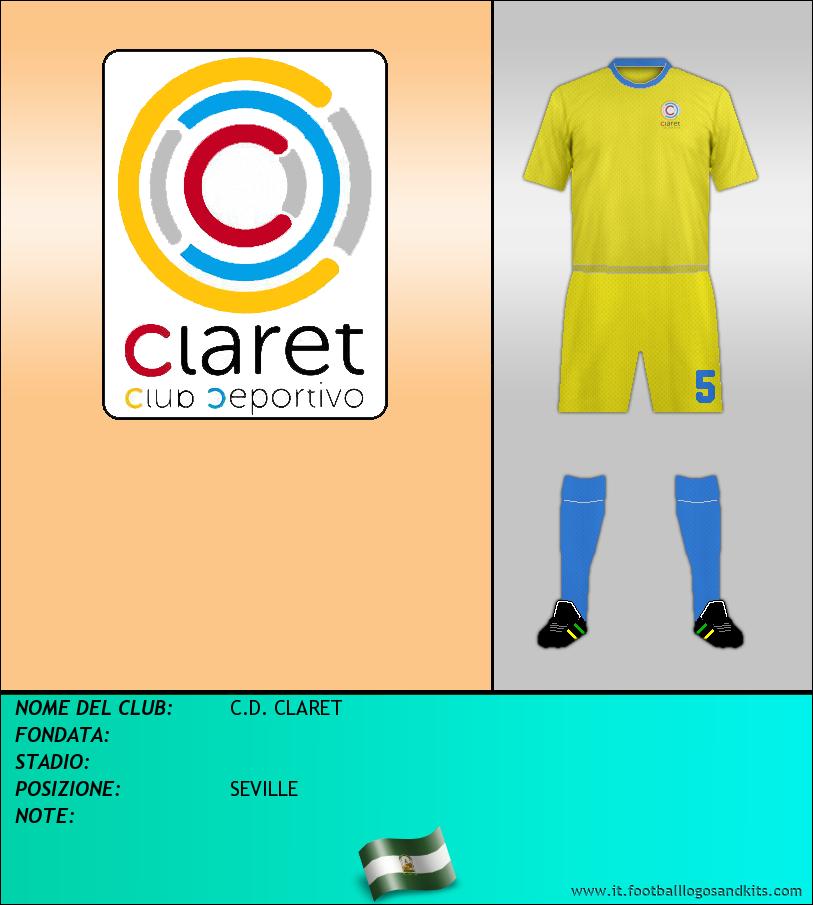 Logo di C.D. CLARET