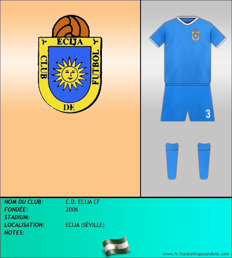Logo de C.D. ECIJA CF