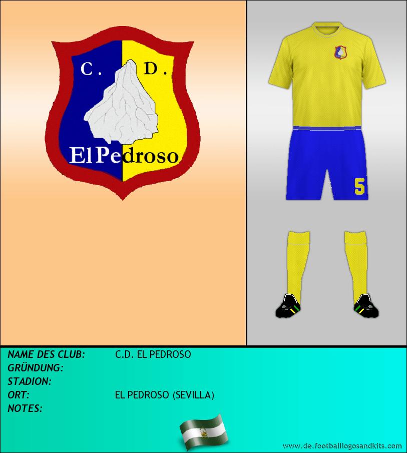 Logo C.D. EL PEDROSO