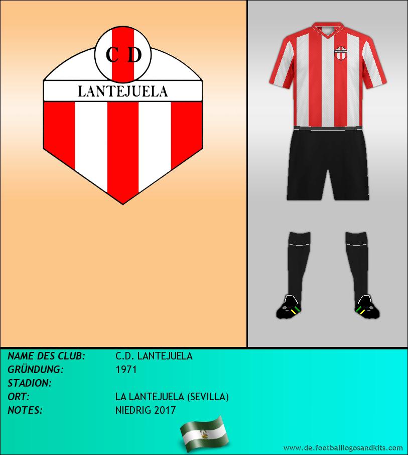Logo C.D. LANTEJUELA