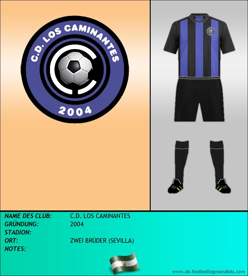 Logo C.D. LOS CAMINANTES