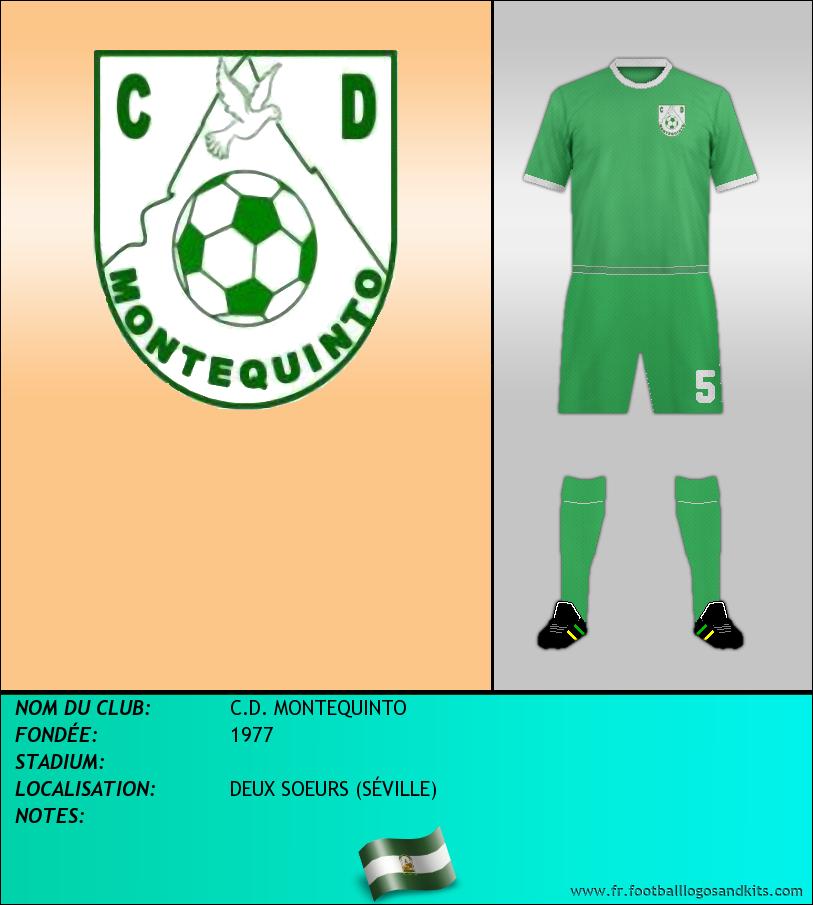 Logo de C.D. MONTEQUINTO