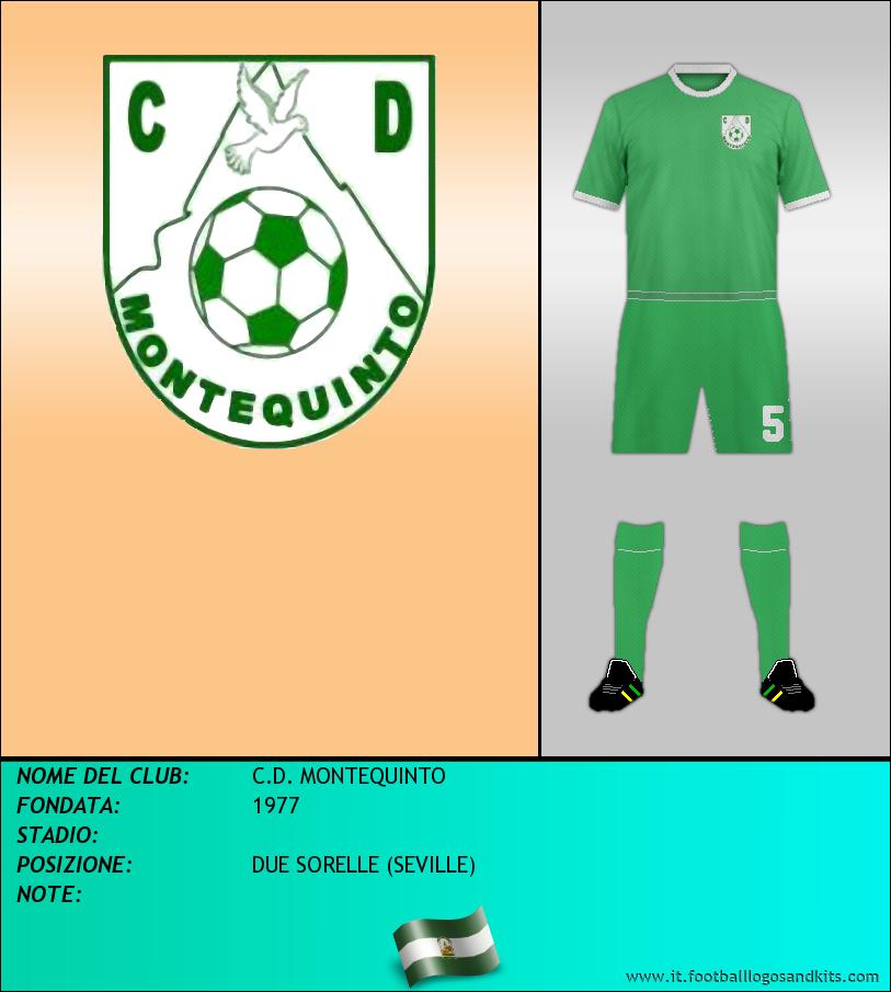 Logo di C.D. MONTEQUINTO