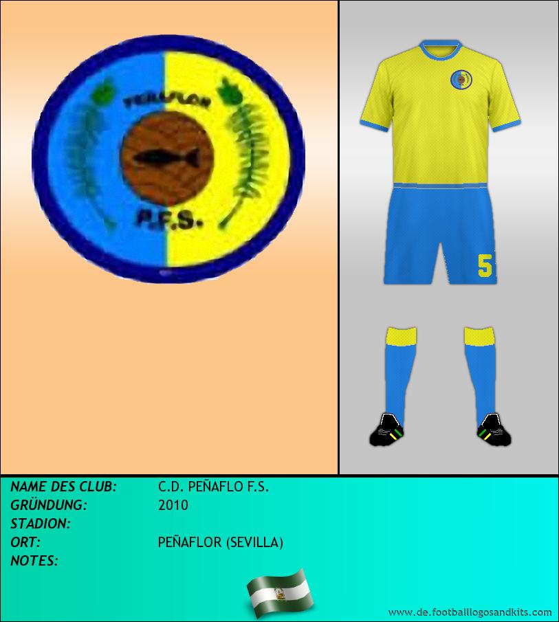 Logo C.D. PEÑAFLO F.S.