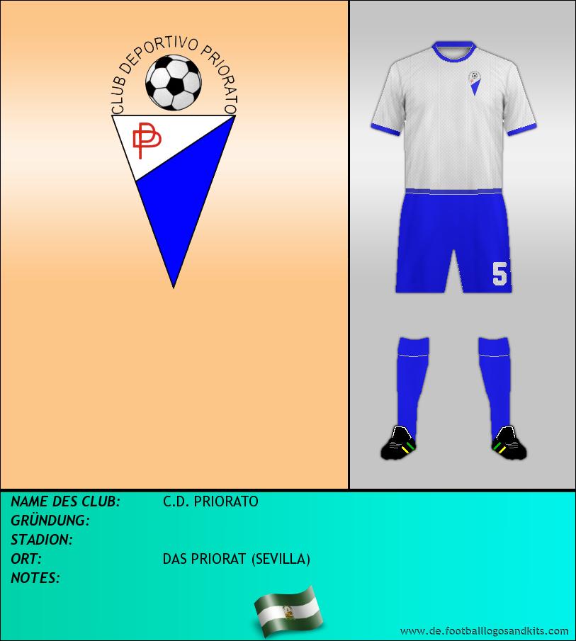 Logo C.D. PRIORATO