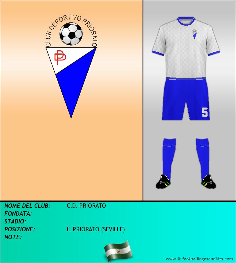 Logo di C.D. PRIORATO