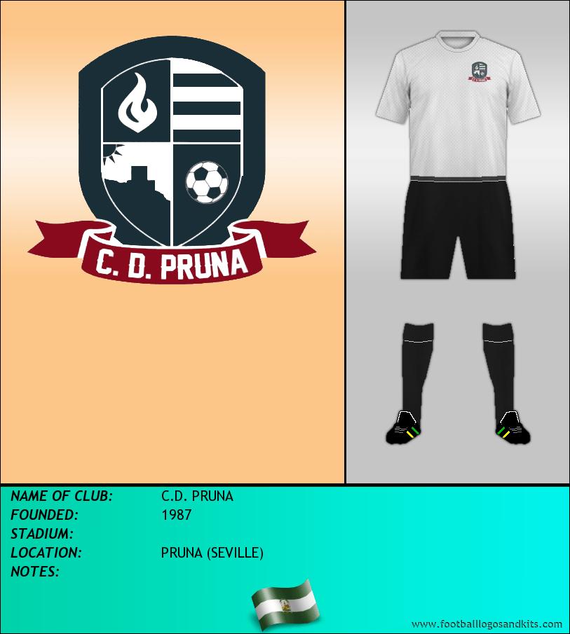 Logo of C.D. PRUNA