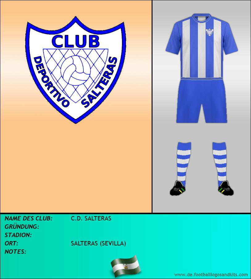Logo C.D. SALTERAS