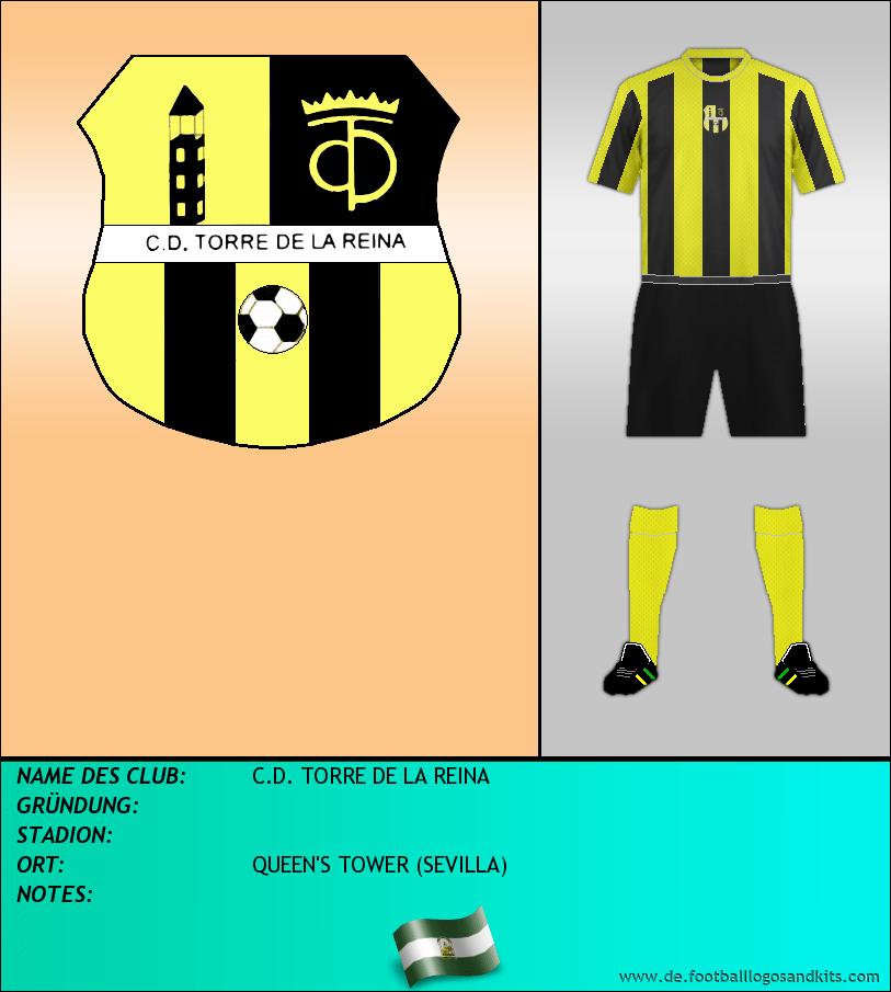 Logo C.D. TORRE DE LA REINA