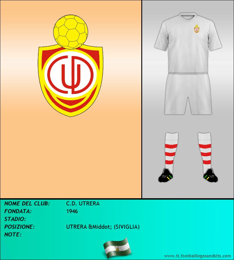Logo di C.D. UTRERA