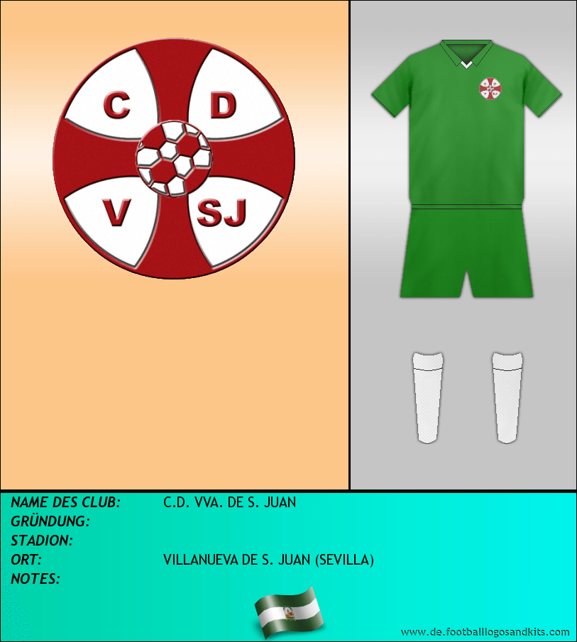Logo C.D. VVA. DE S. JUAN