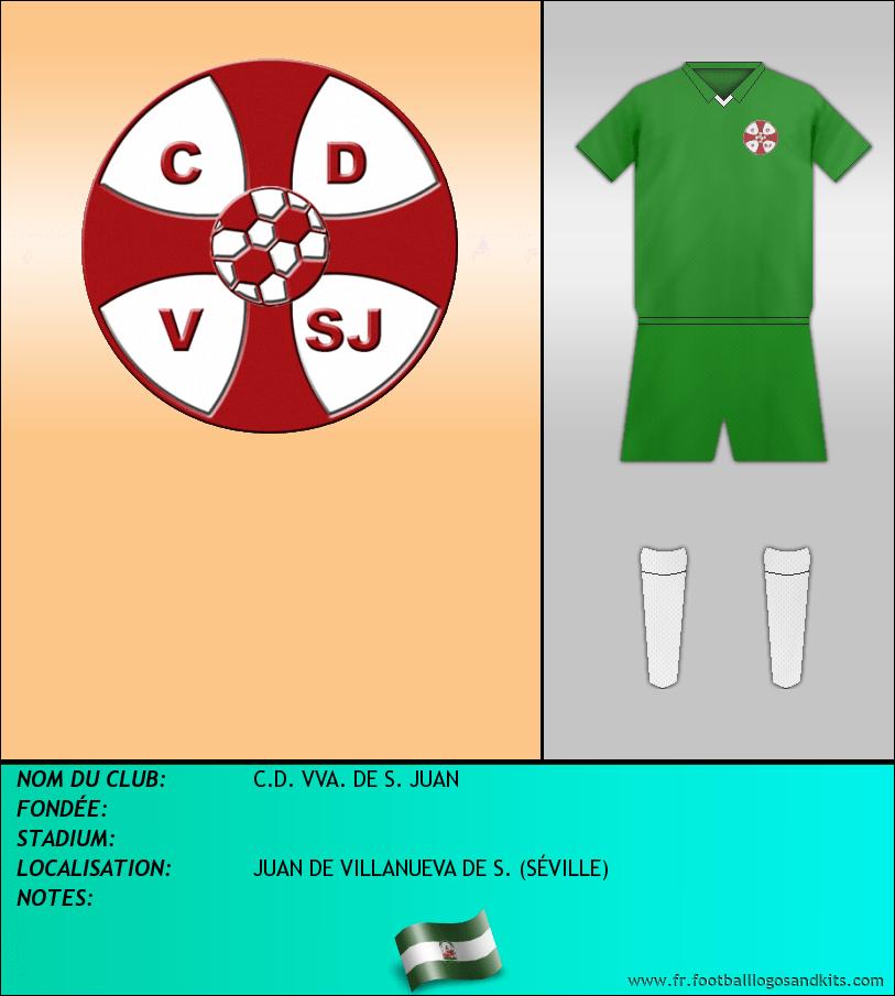 Logo de C.D. VVA. DE S. JUAN