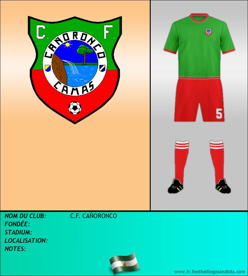 Logo de C.F. CAÑORONCO