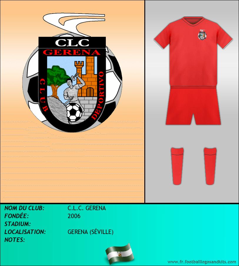 Logo de C.L.C. GERENA
