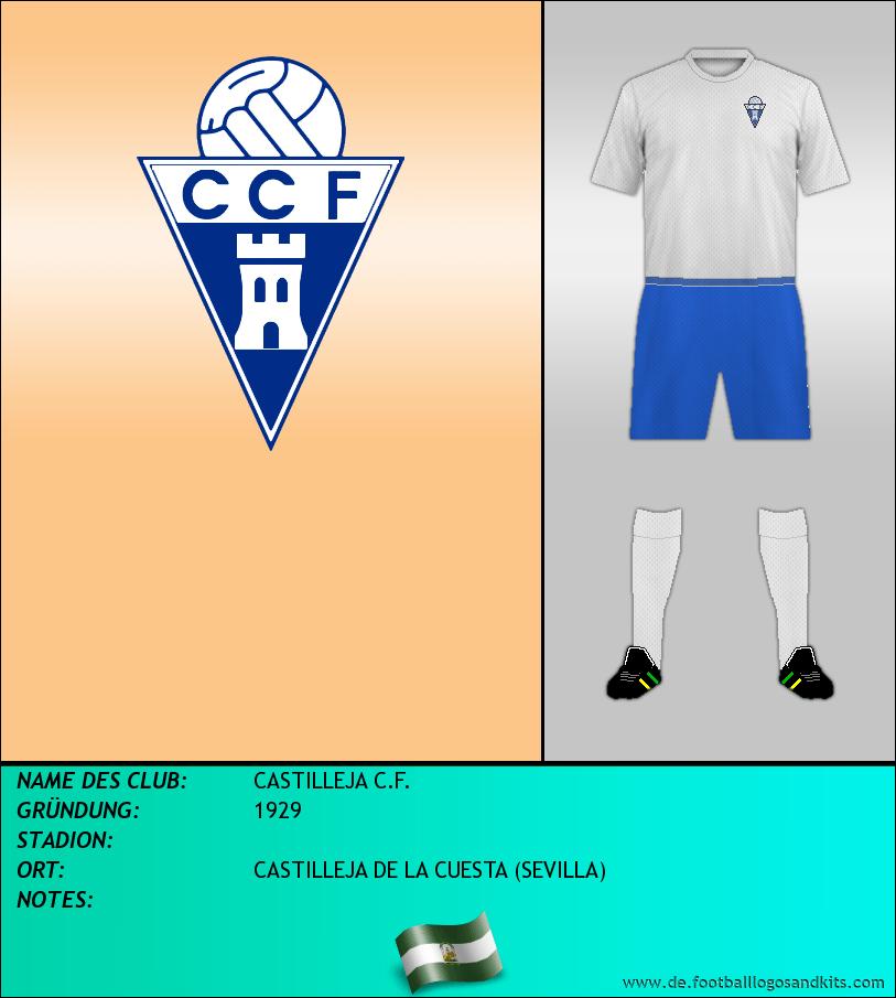 Logo CASTILLEJA C.F.