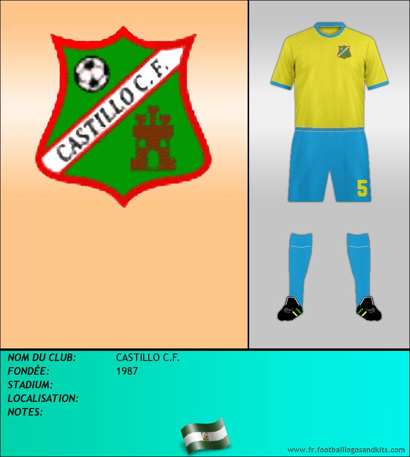 Logo de CASTILLO C.F.