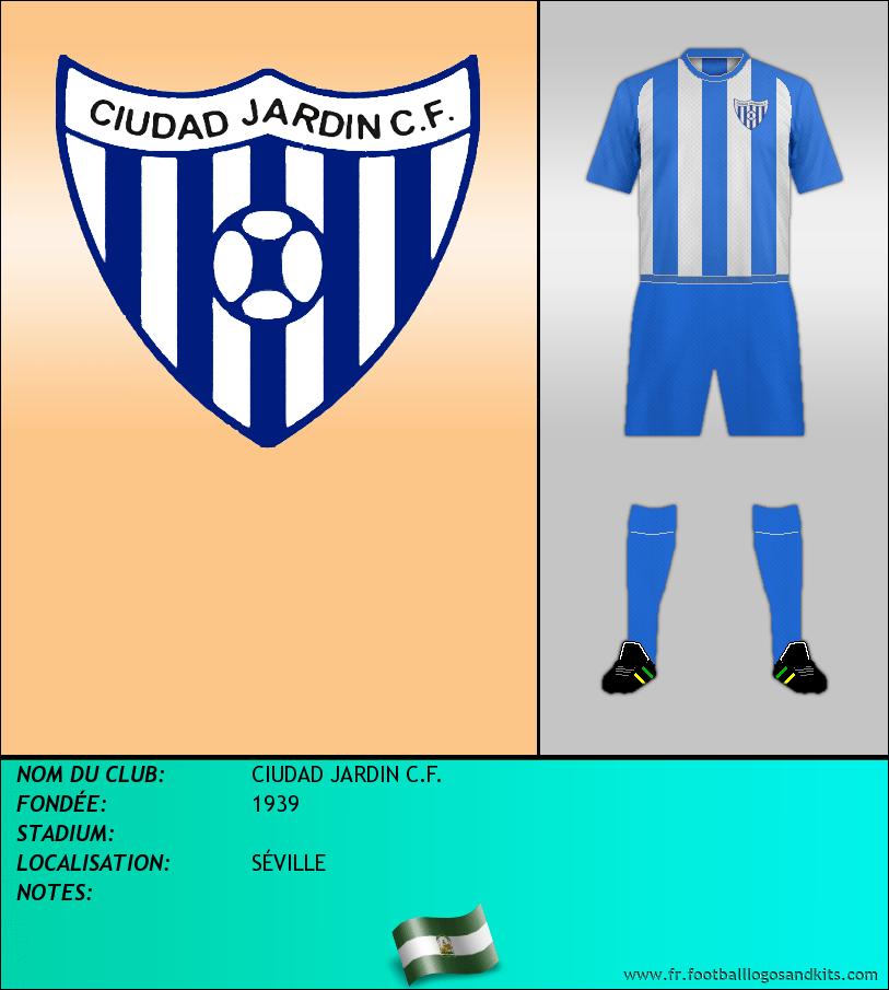 Logo de CIUDAD JARDIN C.F.