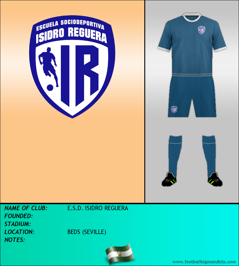 Logo of E.S.D. ISIDRO REGUERA