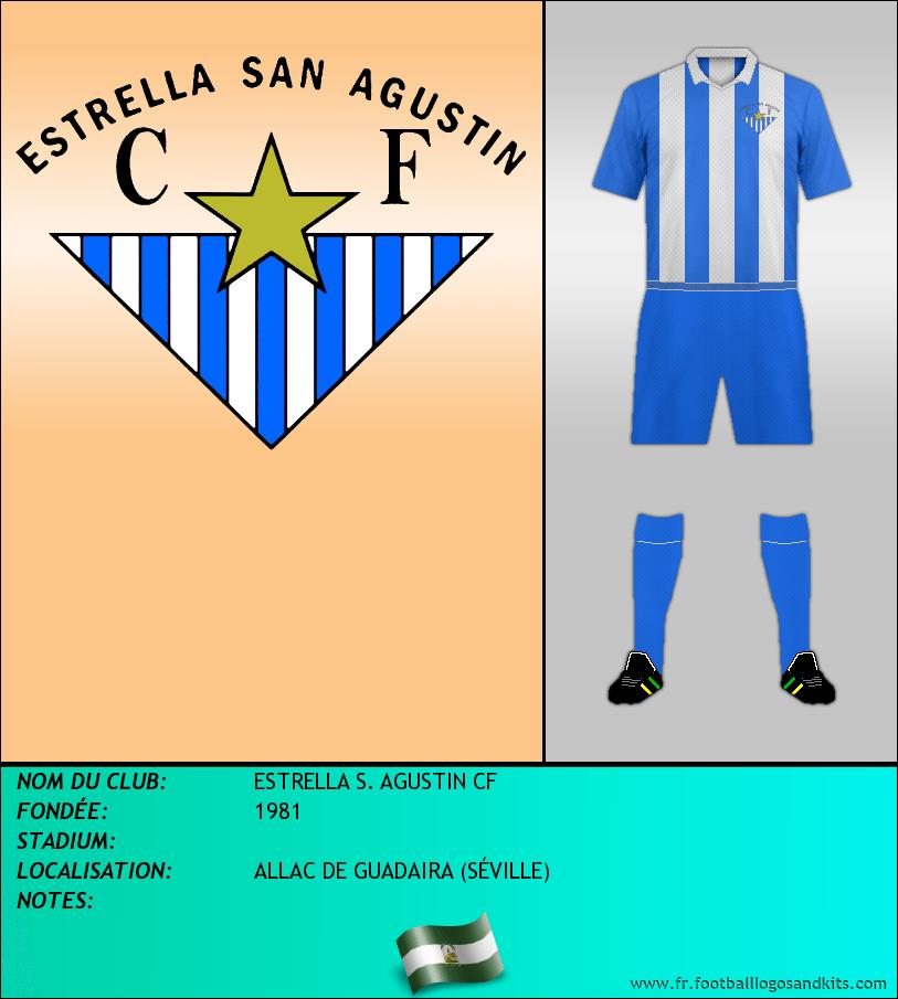 Logo de ESTRELLA S. AGUSTIN CF