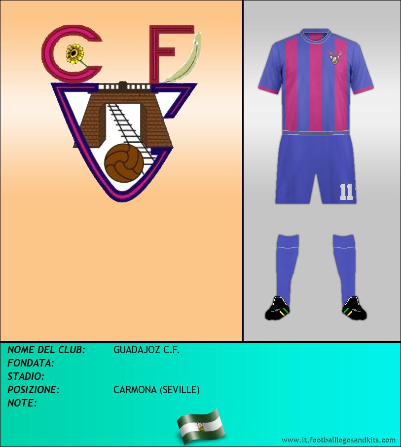Logo di GUADAJOZ C.F.