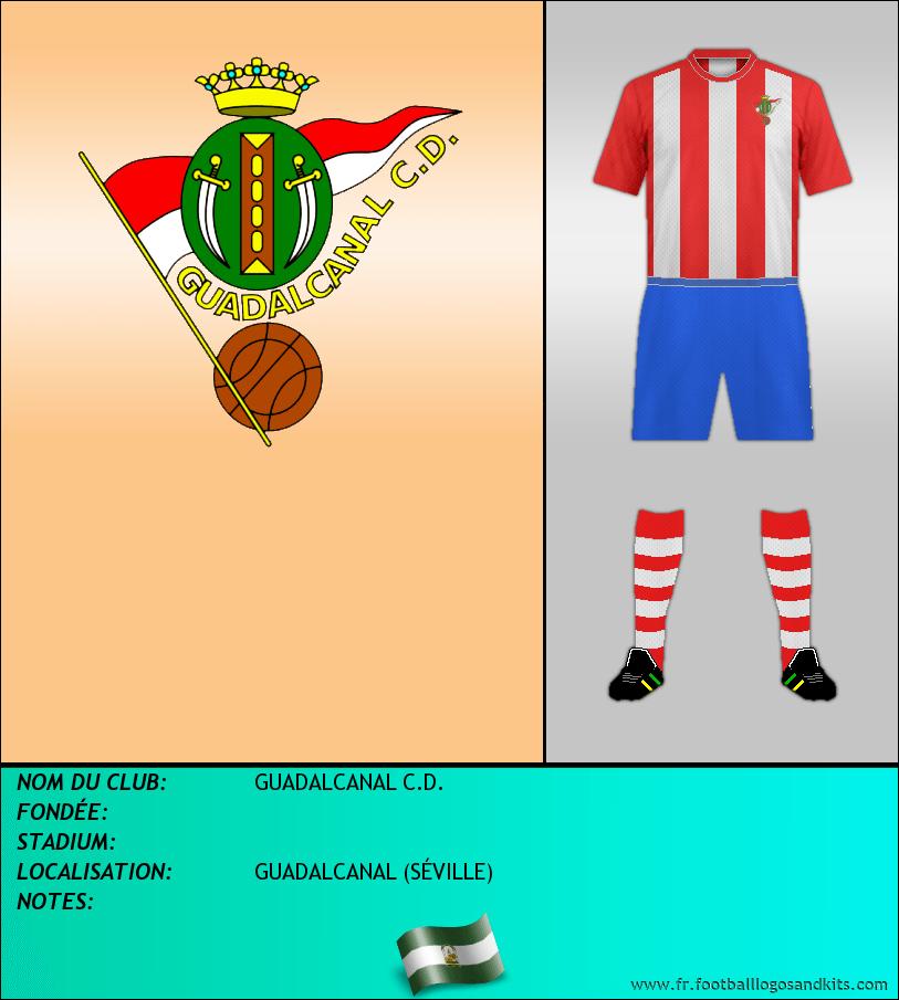 Logo de GUADALCANAL C.D.