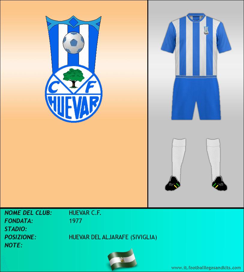 Logo di HUEVAR C.F.