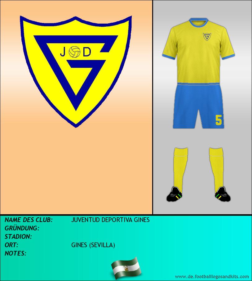 Logo JUVENTUD DEPORTIVA GINES