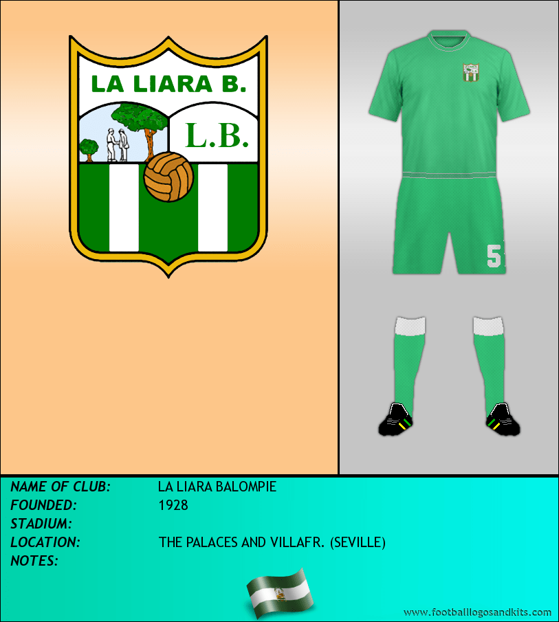 Logo of LA LIARA BALOMPIE