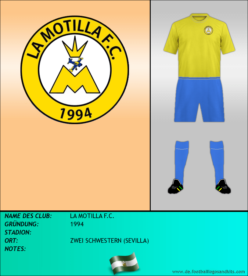 Logo LA MOTILLA F.C.