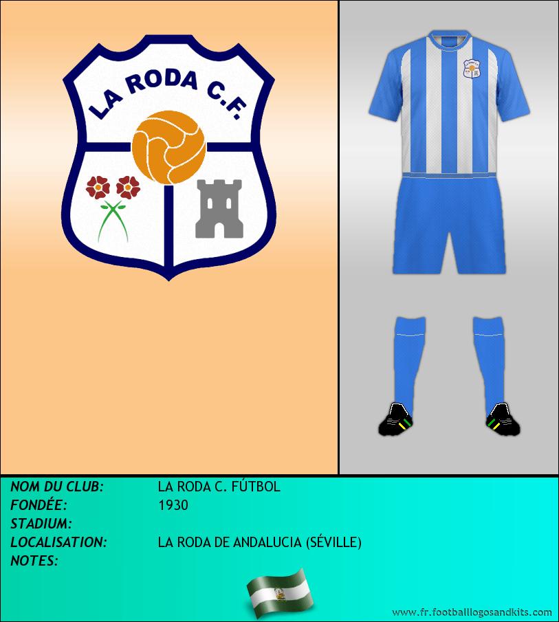 Logo de LA RODA C. FÚTBOL
