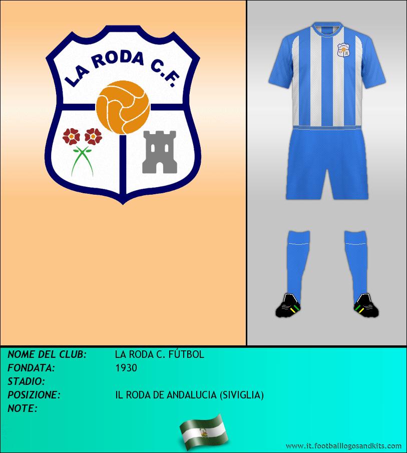 Logo di LA RODA C. FÚTBOL