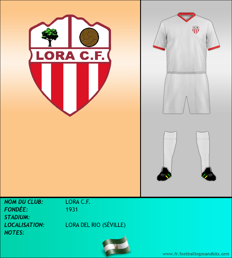 Logo de LORA C.F.