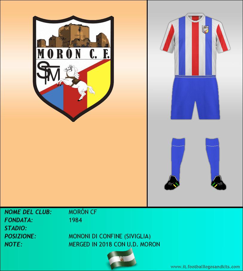 Logo di MORÓN CF