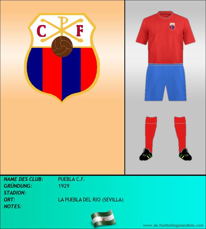 Logo PUEBLA C.F.