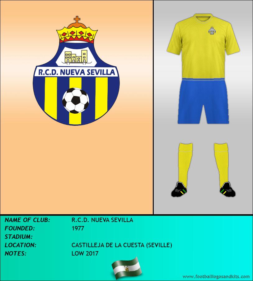 Logo of R.C.D. NUEVA SEVILLA
