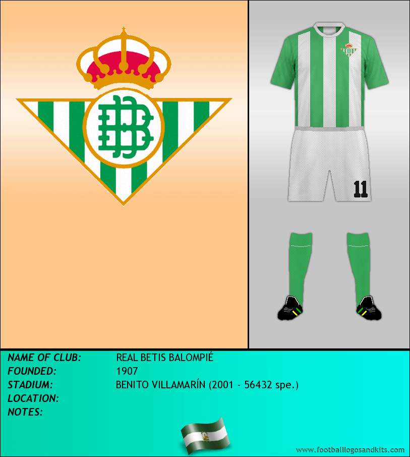 Logo of REAL BETIS BALOMPIÉ