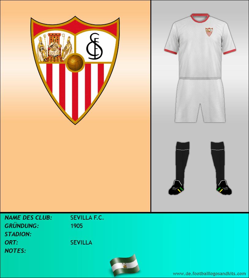 Logo SEVILLA F.C.